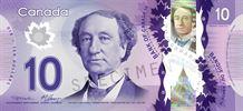 ۱۰ دلار کانادا