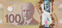 ۱۰۰ دلار کانادا
