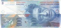 ۱۰۰ فرانک سوئیس