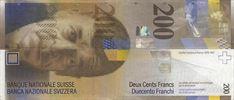 ۲۰۰ فرانک سوئیس