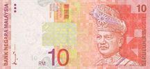 ۱۰ رینگیت مالزی