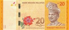 ۲۰ رینگیت مالزی